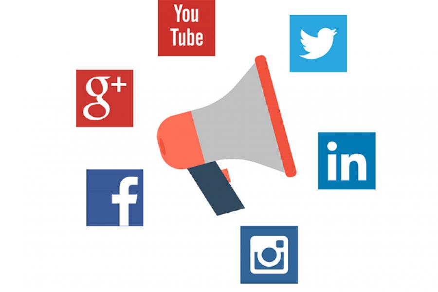 Redes sociais – Onde marcar presença?