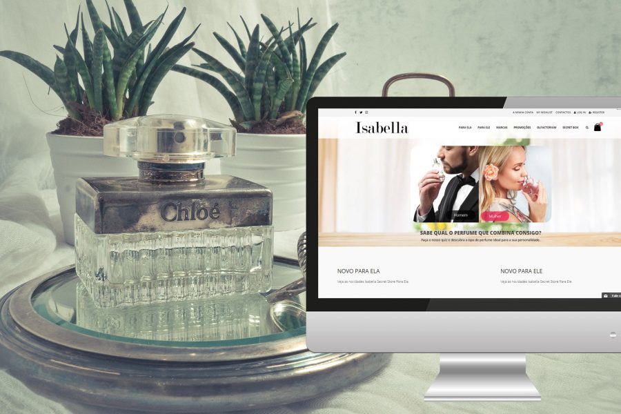 Isabella Secret Store