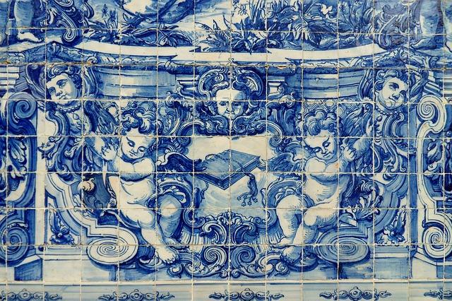 As cerâmicas Portuguesas